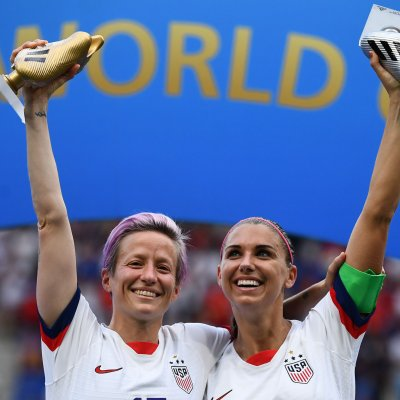 Megan Rapinoe 2019 World Cup Final