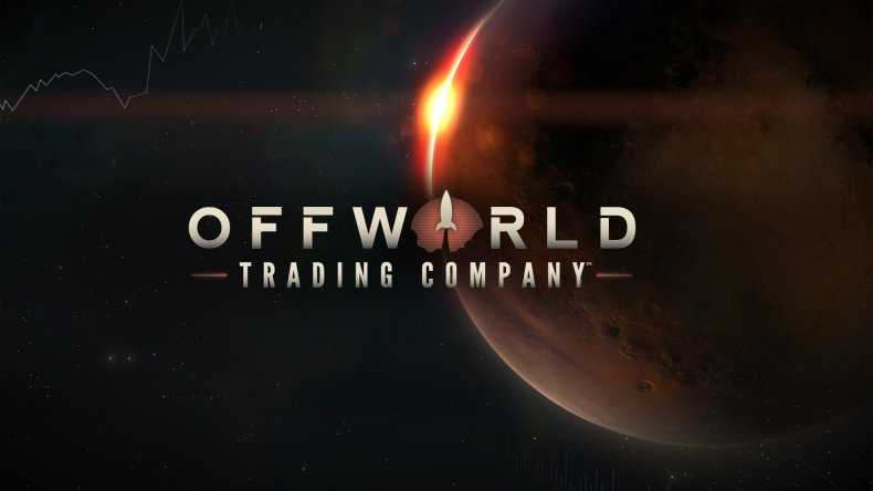 Promotional Artwork for Offworld Trading Company