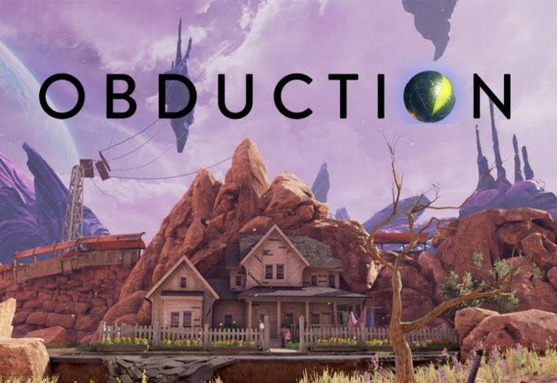 Promotional Artwork for Obduction