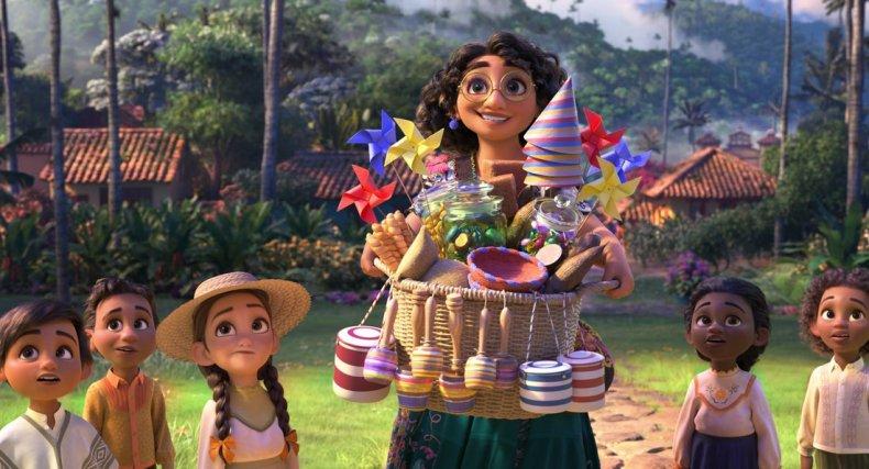 Encanto Disney film