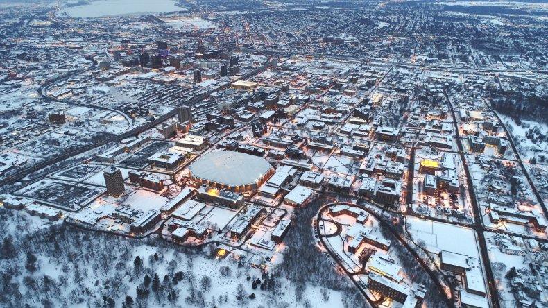 Syracuse Snow