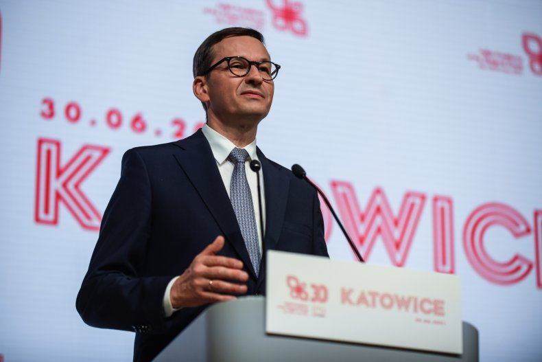 Polish PM