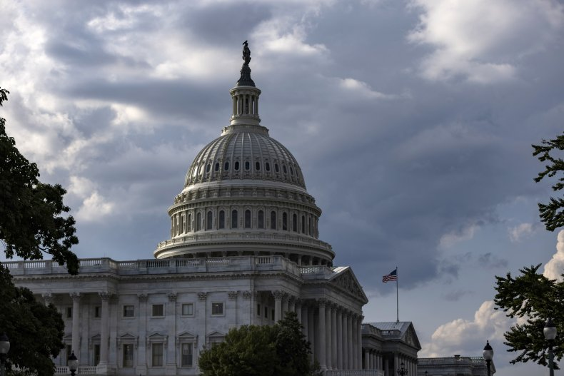 The U.S. Capitol Building is closed to