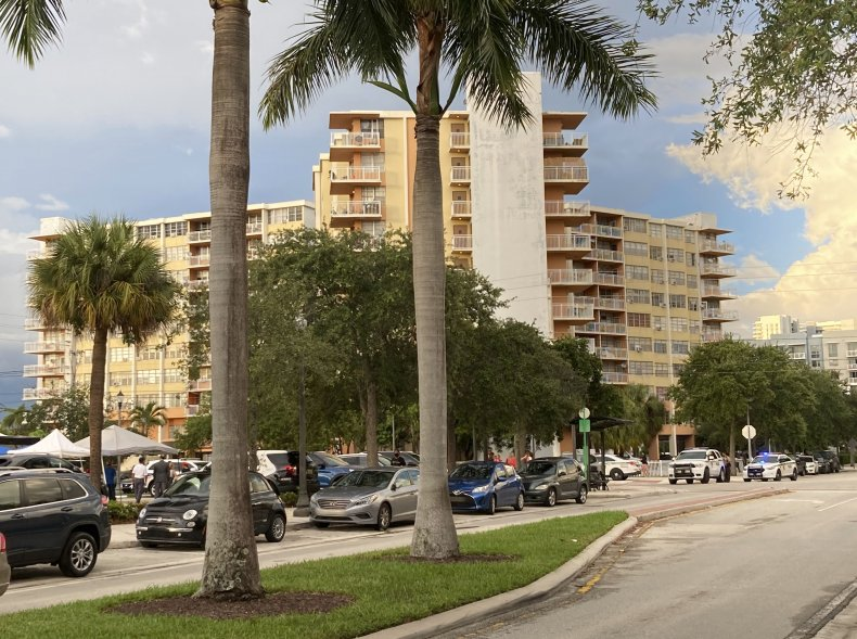 Residents Unable to Return to Condos Yet