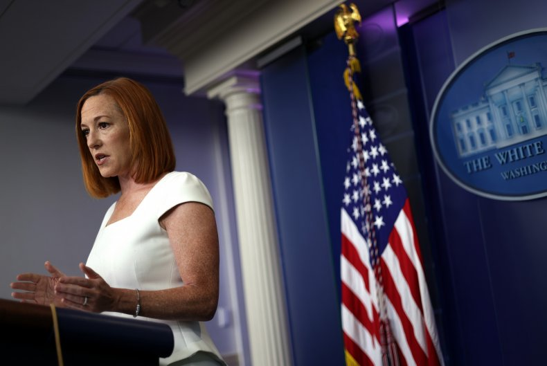 Psaki No Mission Accomplished Moment With Afghanistan