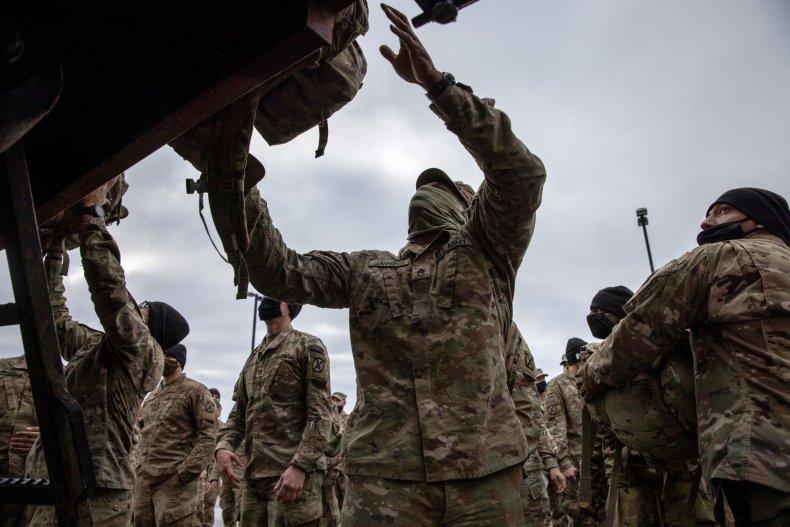 Afghanistan US Troops End Mission Aug. 31