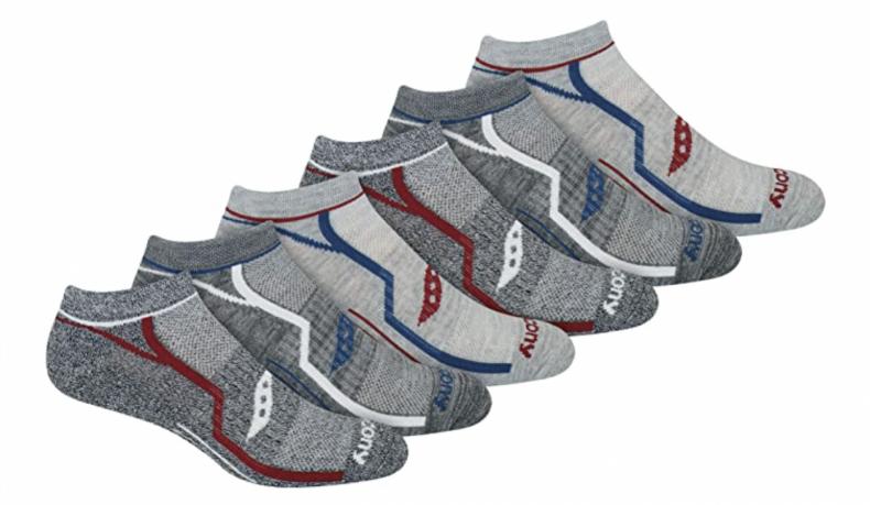 Saucony performance socks
