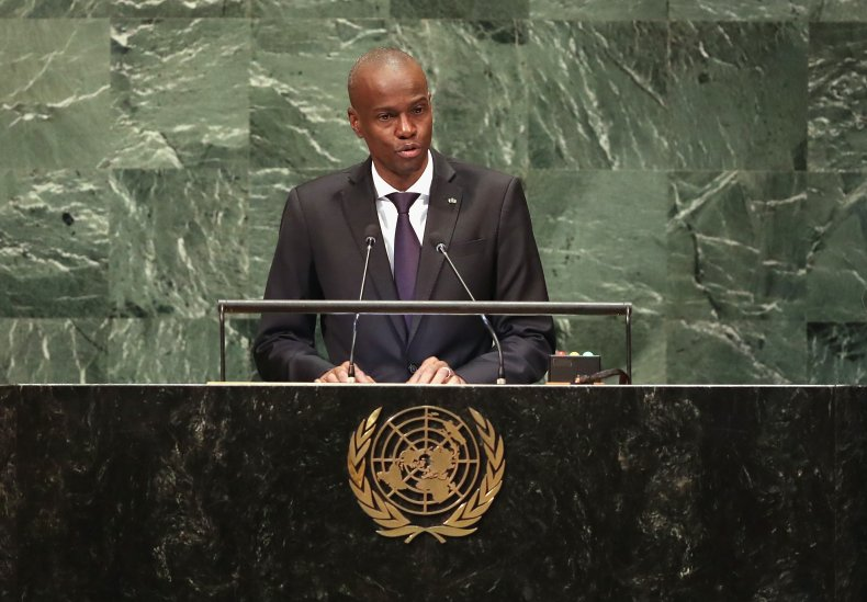 two americans detained jovenel moïse assassination