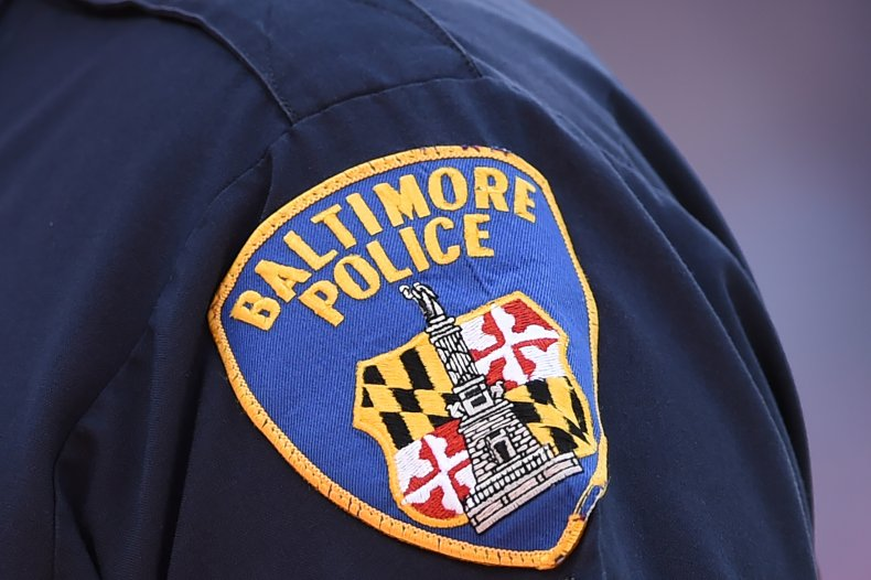 baltimore police eric banks