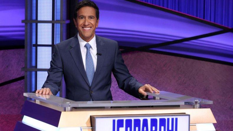 sanjay gupta on jeopardy