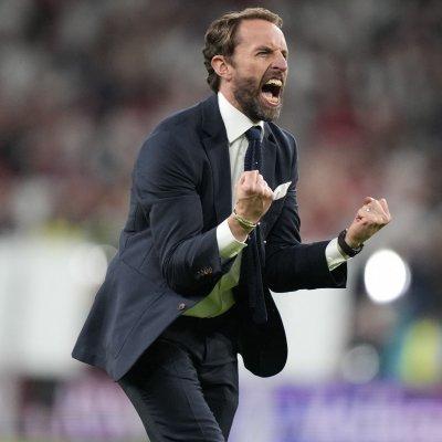 Englands coach Gareth Southgate