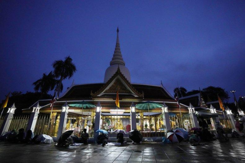 Bangkok COVID