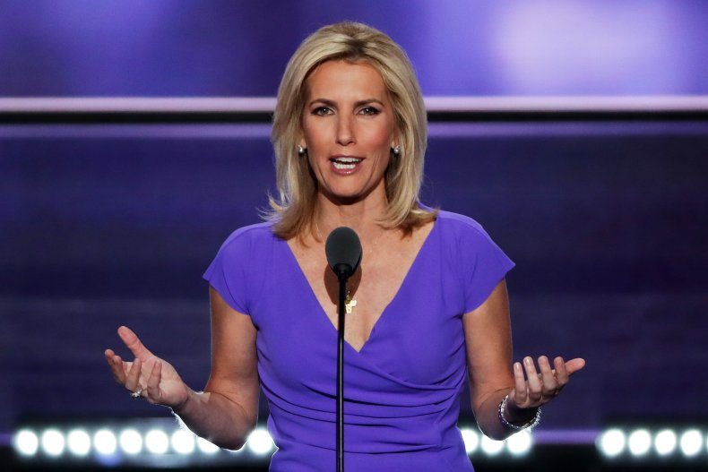 Ingraham Delivers a Speech at the RNC