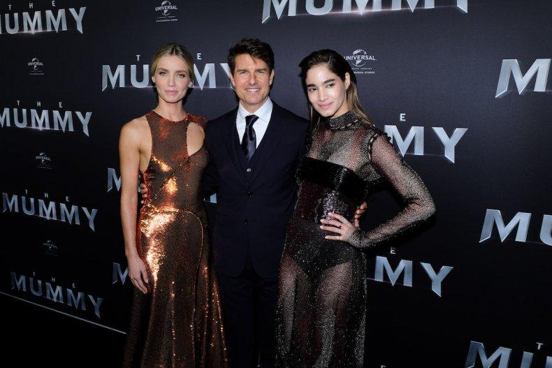 The Mummy 2017 premiere