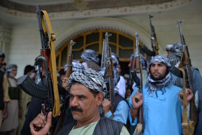 Afghanistan, militia, prepare, fight, Taliban, Herat