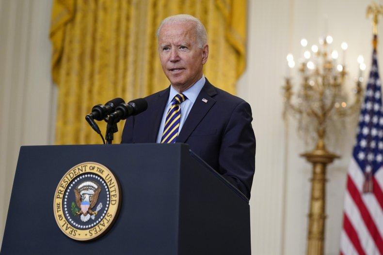 Biden Warns Putin