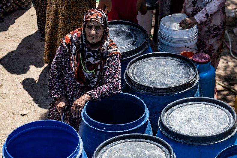 Syria Water