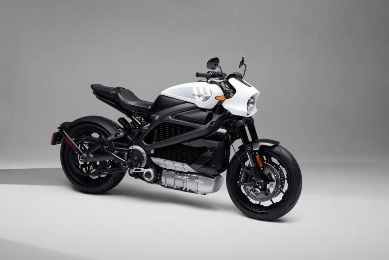 Harley Davidson LiveWire One
