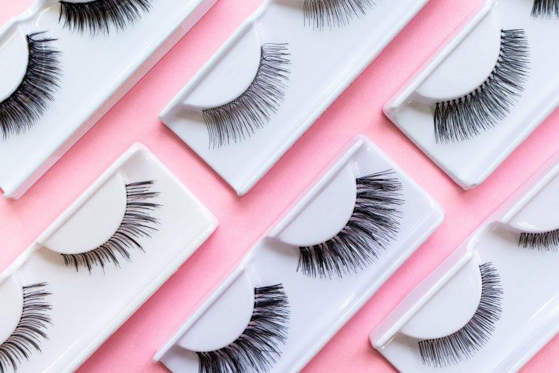 New Orleans Louisiana fake eyelashes China disease