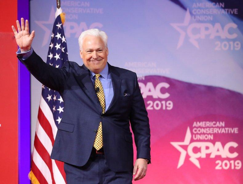 Matt Schlapp Appears at CPAC in 2019