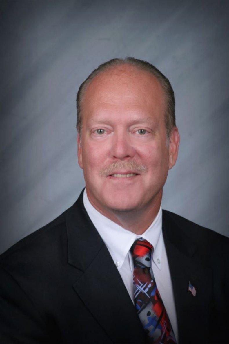 Mayor LeRoy Burcroff