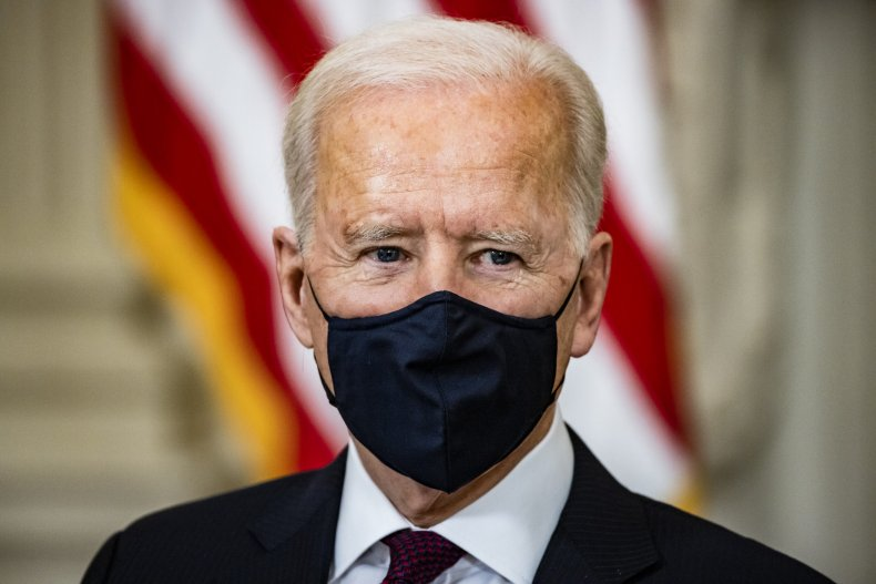 Biden stimulus checks pandemic Delta variant