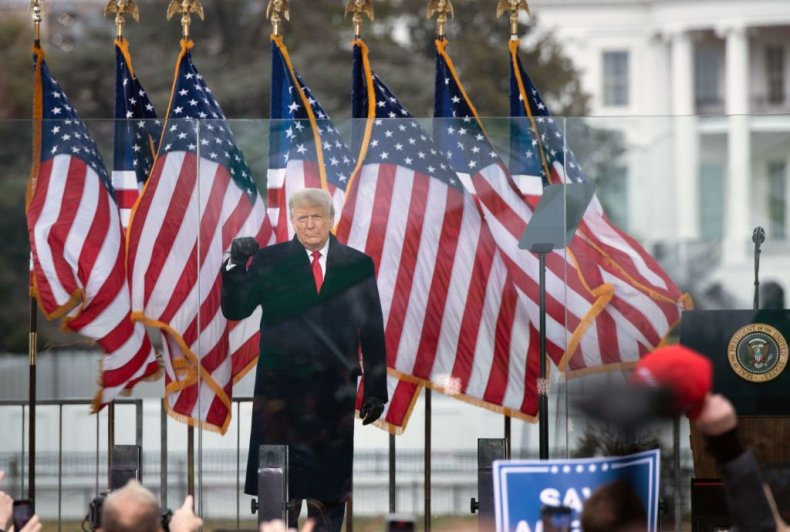 Trump Jan 6 rally