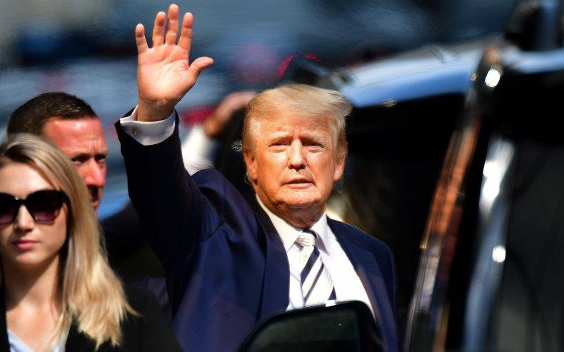 Trump hints at 2024 Republican presidential run