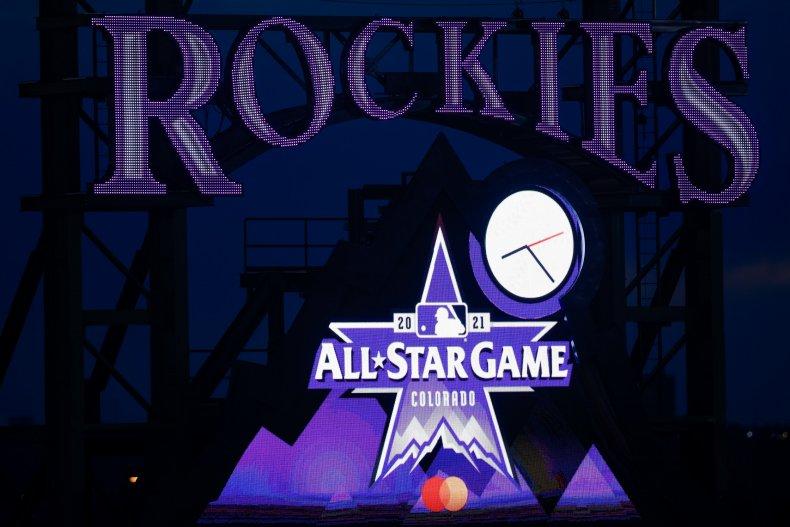 MLB All-Star Game Colorado