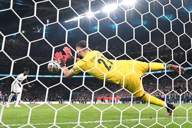 Italy-England Euro 2020 Final