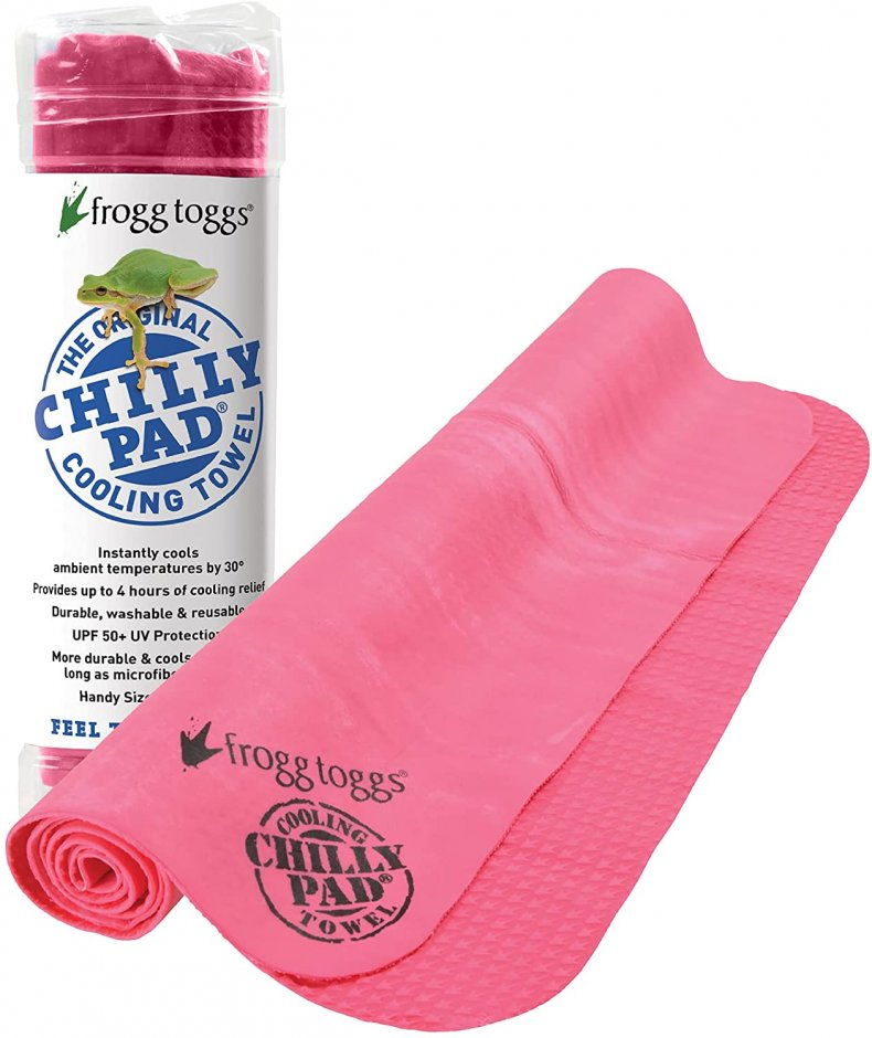 Chilly Pad Instant Cooling Towel