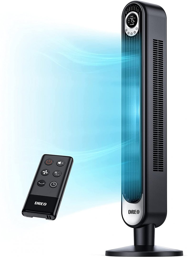 """Dreo 42"""" Tower Fan with Remote"""