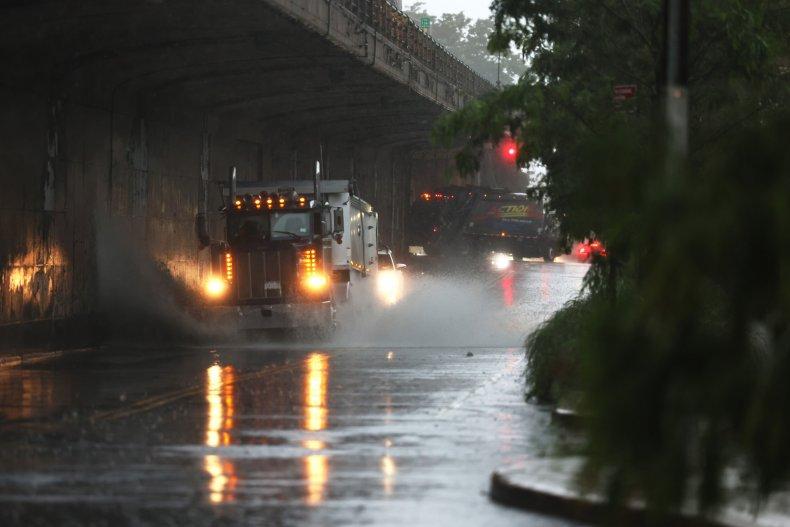Flash flood watch New York
