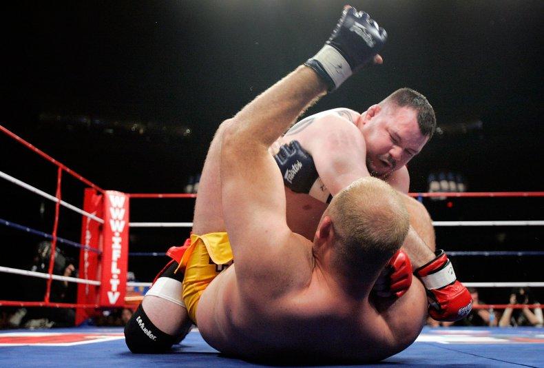 MMA fighter Travis Fulton