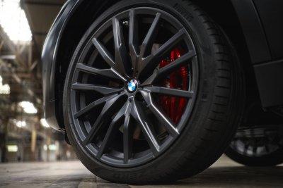 2022 BMW xDrive40i Vermillion Edition