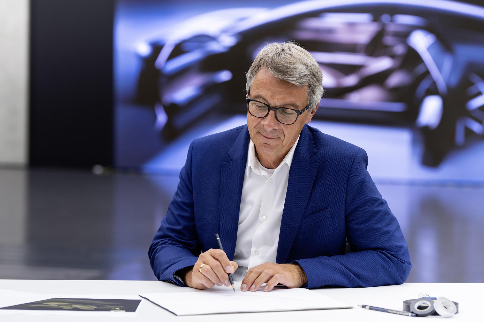 Norbert Weber, Head of Design Audi