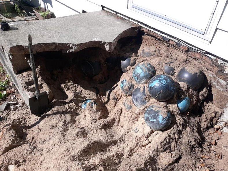 David Olsen bowling balls.