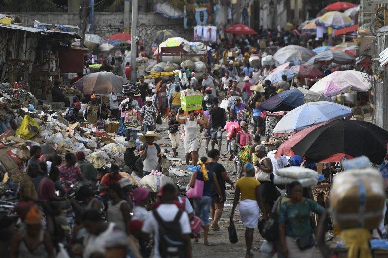 Haiti Village