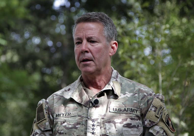 Gen. Scott Miller