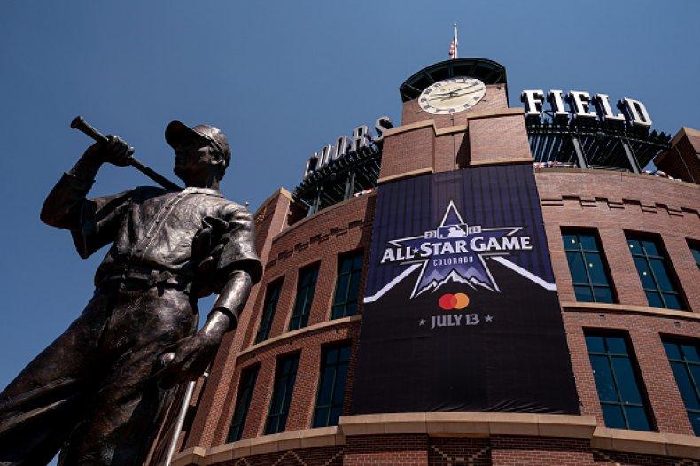 MLB All Star Game Ammunition Bust Denver