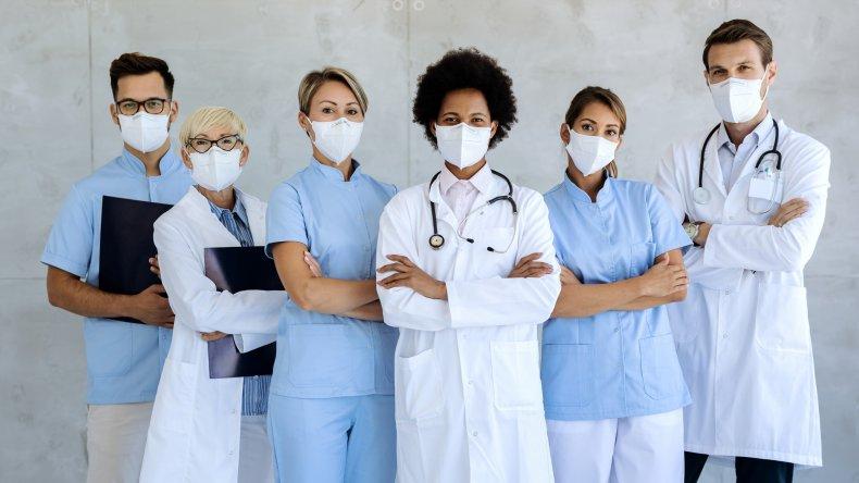 Healthcare Professionals Stock