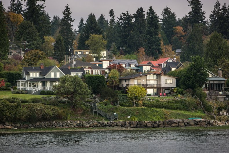 Brainbridge Island, Washington
