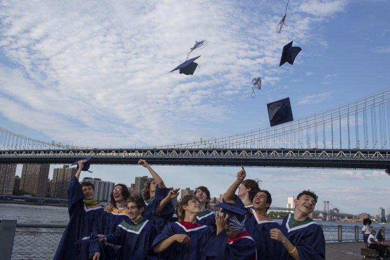 Graduates of the Brooklyn Tech High School