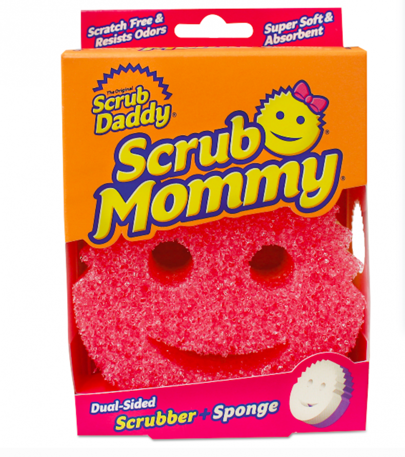 best cleaning products scrub daddy