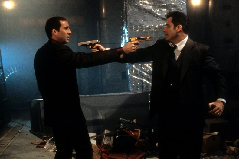 """Scene from """"Face/Off"""""""