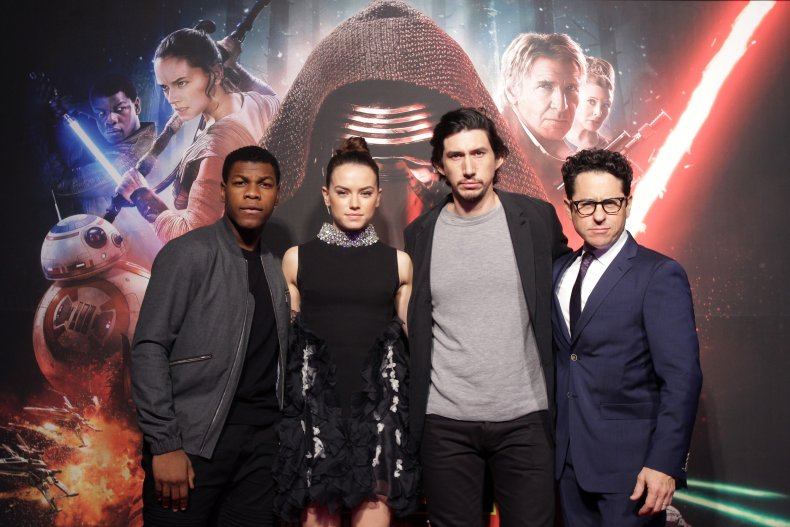 """Cast of """"Star Wars: The Force Awakens"""""""