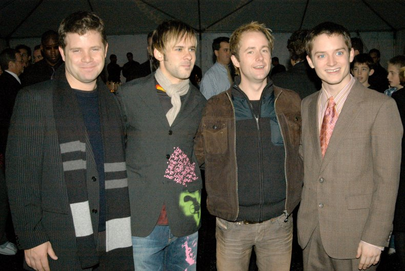 """Cast of """"The Lord of the Rings"""""""