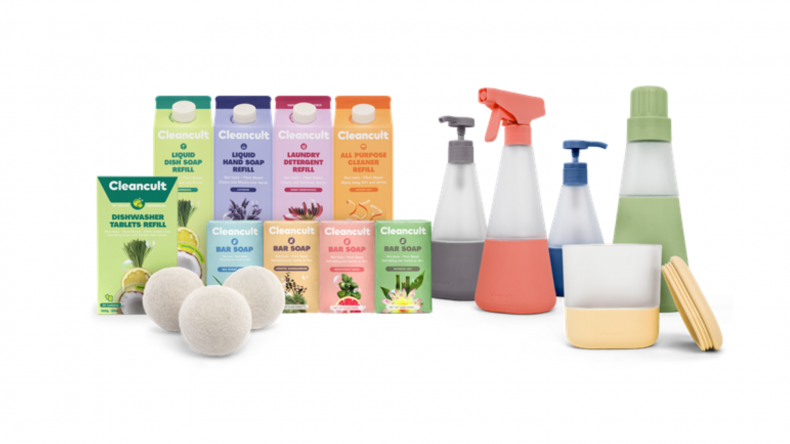 best cleaning products cleancult