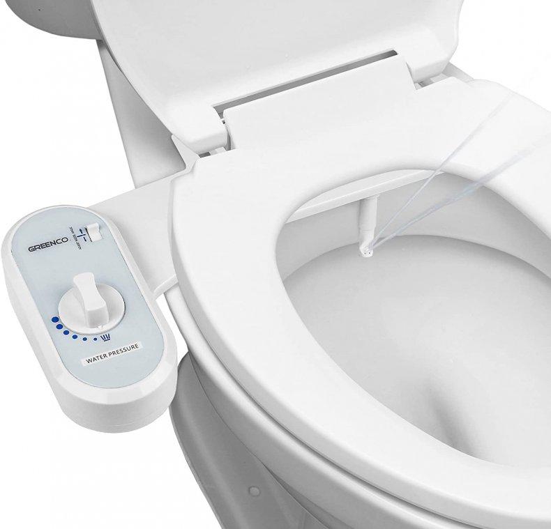 Greenco Toilet Attachment