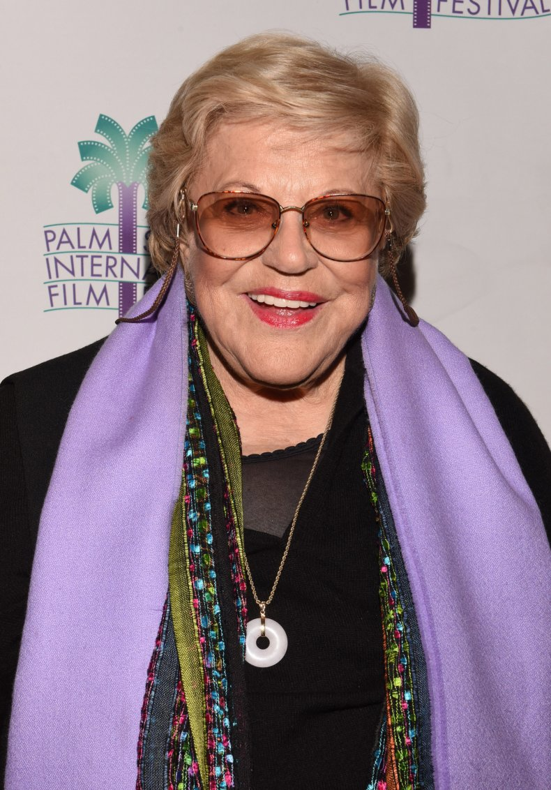 Kaye Ballard at Palm Springs Film Festival